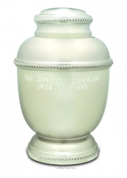 Arlington Pewter Cremation Urn
