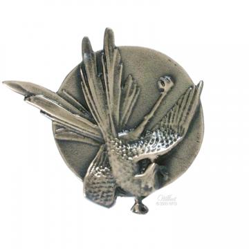 Asian Peacock - Bronze