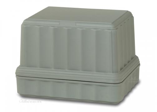 Basic Gray Urn Vault
