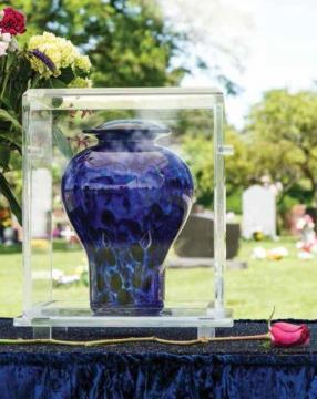 ClearVault Acrylic Urn Vault