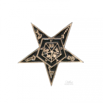 Eastern Star - Bronze