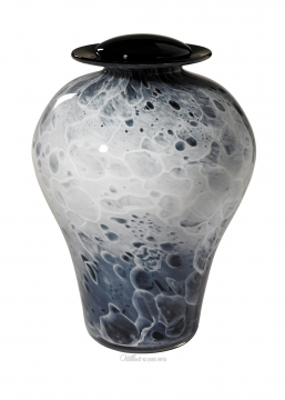 KB Winter Cremation Urn