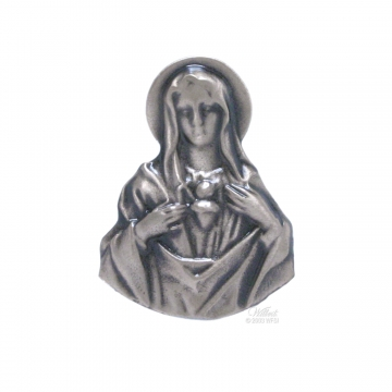 Immaculate Heart of Mary - Bronze