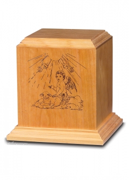 Angel Infant Cremation Urn