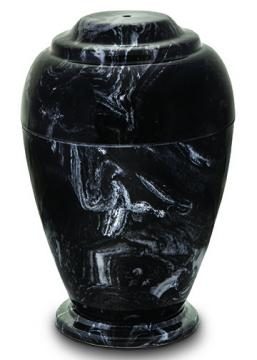 Georgian French Black Urn