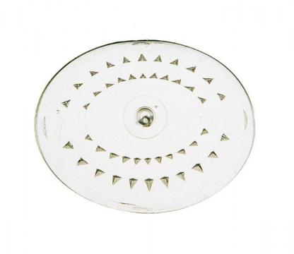 Eye Cap Oval (Large) Clear