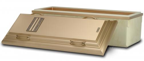 The Wilbert Bronze Casket Vault
