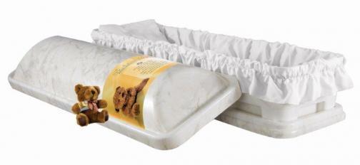 Serenity Casket/Vault   Trigard Burial Vaults - Infant/Child