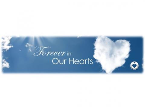 Forever in Our Hearts - Cloud