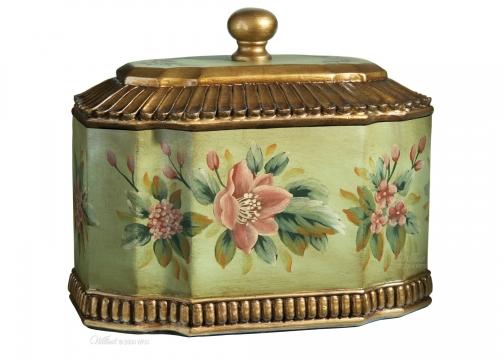 Wilbert Green Flora Cremation Urn
