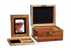 Argus Memory Chest with Urn Insert