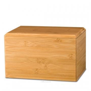Barbados Bamboo Cremation Urn