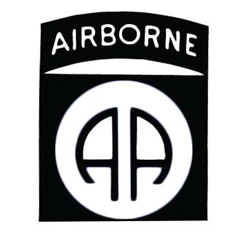 Airborne 82nd Patch