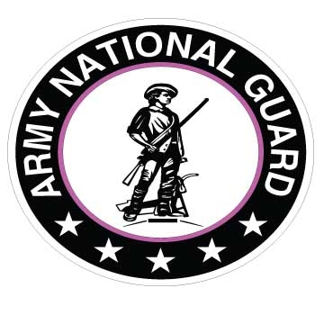 Army National Guard Circle