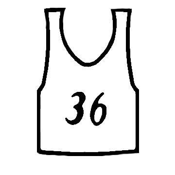 Basketball Player Jersey