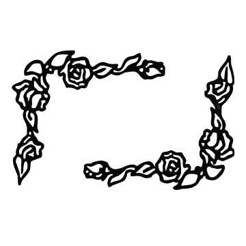 Border (Rose)