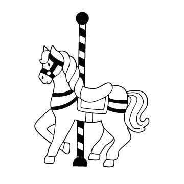 Horse (Carousel)