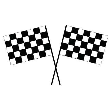 Checkered Flag Memorialization amp Personalization Life
