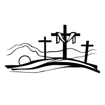 Crosses on Hill
