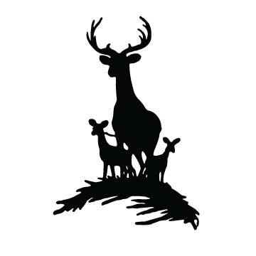 Deer (Family no circle)