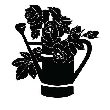 Flower (Watering Can)
