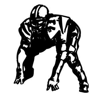Football Linebacker