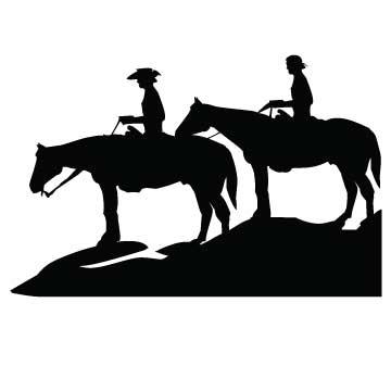 Horse (Horseback)