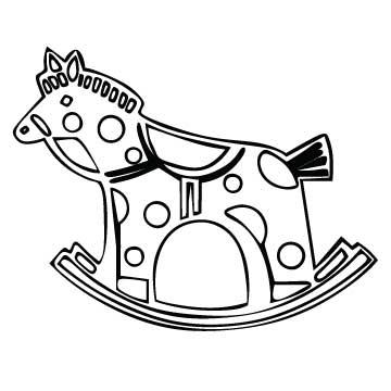 Horse (Rocking)
