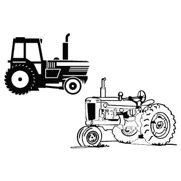 Tractors Farm