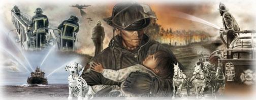 Firefighters (Heros)
