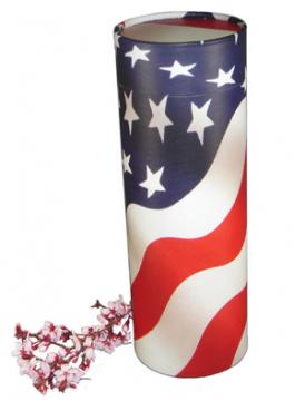 Patriot Cremation Tube