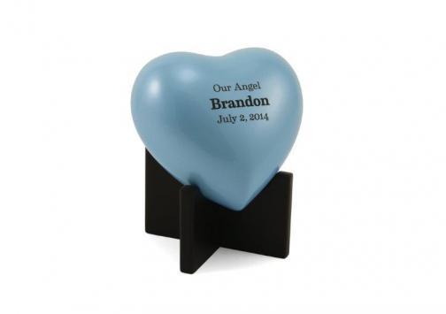 Arielle Heart Blue