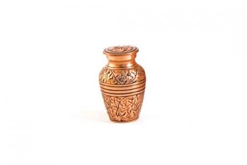Cl.Engraved Copper Oak- Keepsake