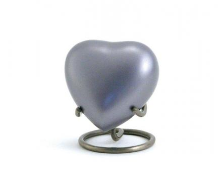 Lineas Starlight Blue- Heart Keepsake