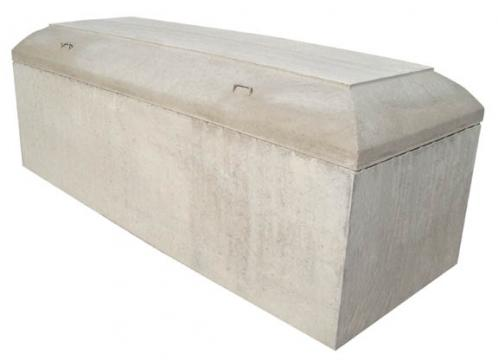 Concrete Box - Vault