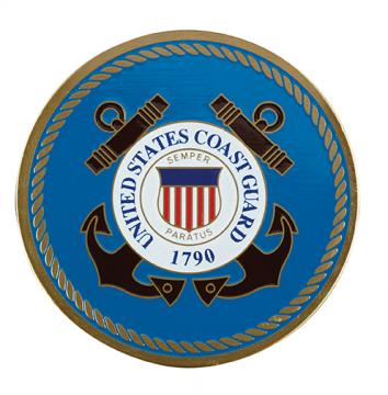 I Remember Emblem Coast Guard