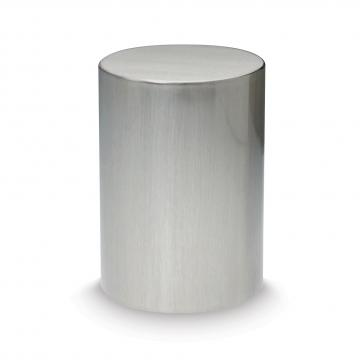 Stainless Steel Cylinder Cremation Urn