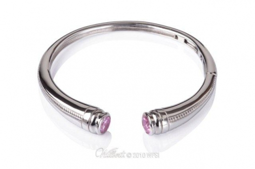 Life's Treasures Sterling Silver Cremation Bracelet