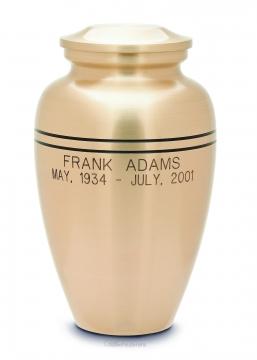 Bronze Cremation Urn: Remembrance